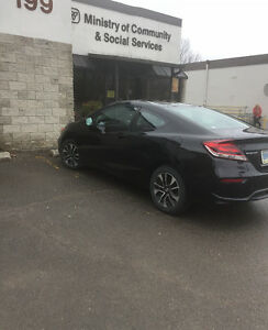 2014 Honda Civic Coupe (2 door)