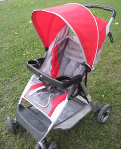 Stroller and Car Seat- Evenflo Travel System