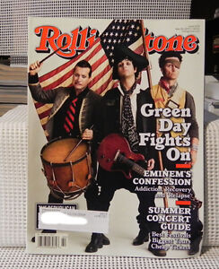 Rolling Stone mag - #1079 - May 2009 - Green Day