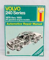 Haynes Volvo 240 Series Repair Manual - 1994