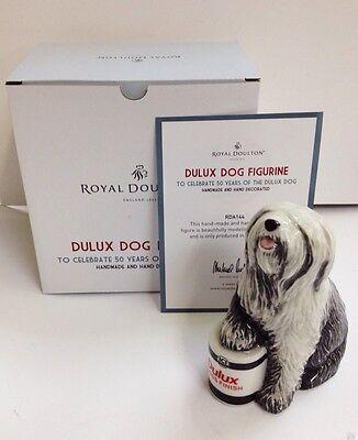 Royal Doulton Dulux Dog x 5