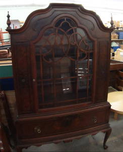 Beautiful Antique wall cabinet
