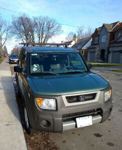 2003 Honda Element w/Y Pkg: perfect for Trades/Dog Walking