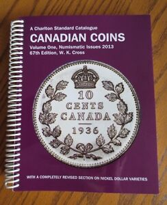 Canadian Coins Catalogue Kitchener / Waterloo Kitchener Area image 1