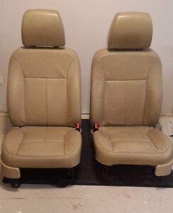 Power Leather Seats 2004 to 2012 Colorado or Canyon