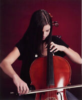 Professional Cellist for Weddings and other Events