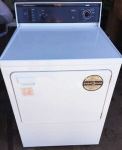 GE Electric Dryer, 12 month  warranty