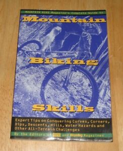 3 Mountain Biking Books