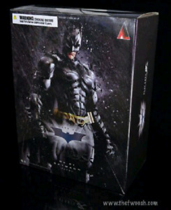 Dark Knight Trilogy (Play Arts Collectables) NEW !