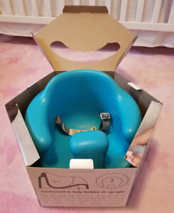 Blue Bumbo Baby Seat