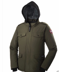 Manteau hiver Canada Goose Homme