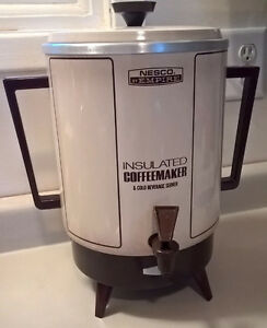 Vintage Nesco By Empire Insulated Coffeemaker