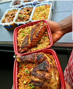 African Nigerian Food Catering