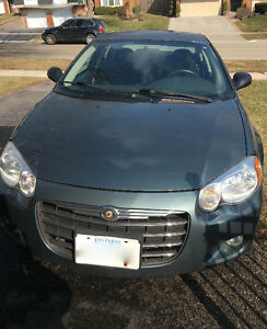 2006 Chrysler Sebring Touring Sedan $2900