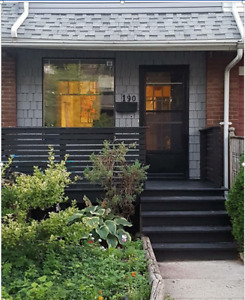 190 Vaughan Road Newly renovated home – 3 bedrooms - 2 washrooms