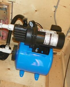 MASTERCRAFT 1/2 HP JET PUMP - REDUCED !