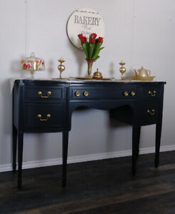 Refinished Buffet/ Sideboard