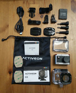 ACTIVEON DX 12MP Action Camera
