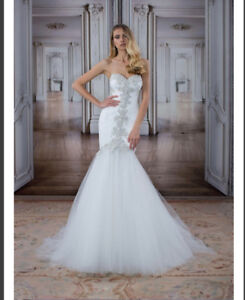 Love by Pnina Tornai Wedding Dress