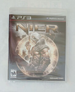 Nier for PS3 (brand new sealed)