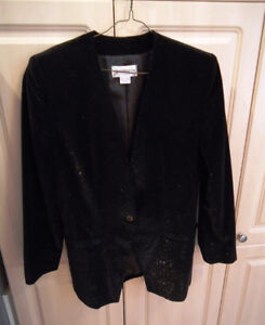 Liz Claiborne Woman Evening Dress Jacket!