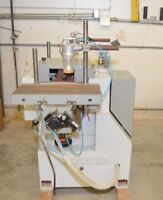 BACCI MOD OSCILLATING MORTISER (DOUBLE TABLE) Automatic