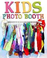 Kids Photo Booth Rental For Birthday Party