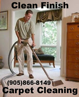 CARPET CLEANING SPECIAL 3 ROOMS ONLY $69.95! + FREE DEODORIZING