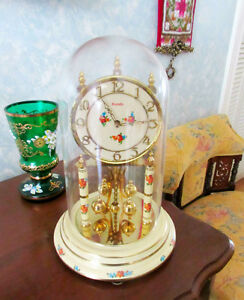 Vintage KUNDO Anniversary DOME CLOCK (W. Germany)