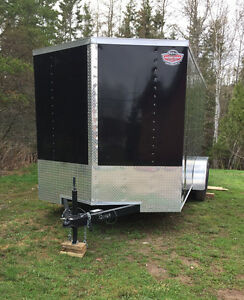 Reduced! Mint Condition Enclosed Trailer