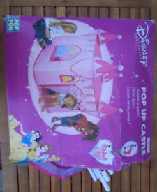 Disney Princess play castle tent