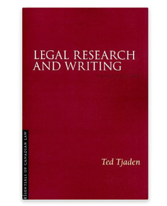legal research and writing jobs