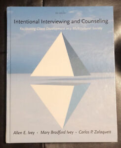Intentional Interviewing and Counselling  (8th ed)