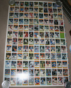 4 sheets 90-91 OPC O-Pee-Chee Hockey Uncut Sheet 132 Cards Kitchener / Waterloo Kitchener Area image 7
