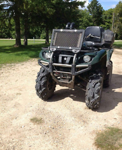 2002 grizzly 660