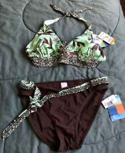 2-Piece Bathing Suit - Bikini / Size 14 - New With Tags