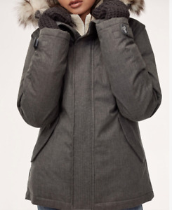 Brand New TNA PARKA (Vail) from Aritzia XS
