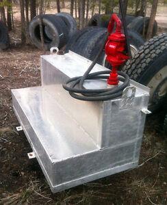Aluminum Fuel Tank for Pick Up Truck