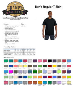 Blank T-Shirts at Wholesale Pricing — Men Women Youth Toddler
