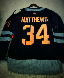 Matthew's North America Jersey