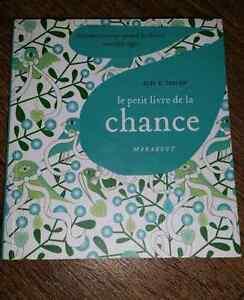 Le petit livre de la chance