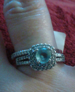 Charmed aroma rings Sz 9