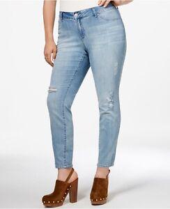 Jessica Simpson Kiss Me Super Skinny Jeans Sz 22 Reduced