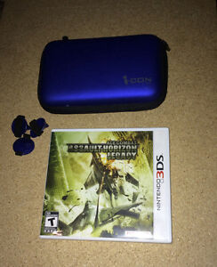 DS Case with Game and Accessories