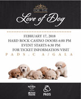 For the Love of Dog Gala