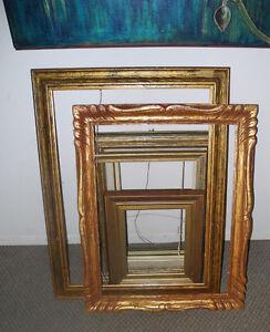 Artist's Solid Wood Frames