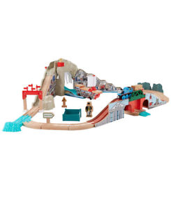 Thomas the Train Wooden Railway Pirate Cove Discover house