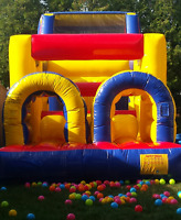 Safe, Clean, Licensed Inflatable Bouncy Castles 905-570-JUMP