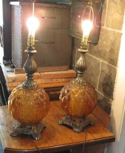Vintage Table Lamps Peterborough Peterborough Area image 3