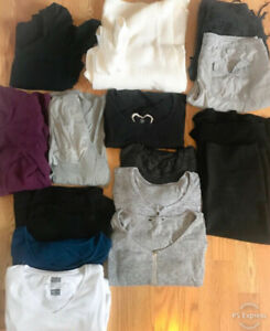 **LADIES LOT OF SIZE XL CLOTHING FOR SALE**